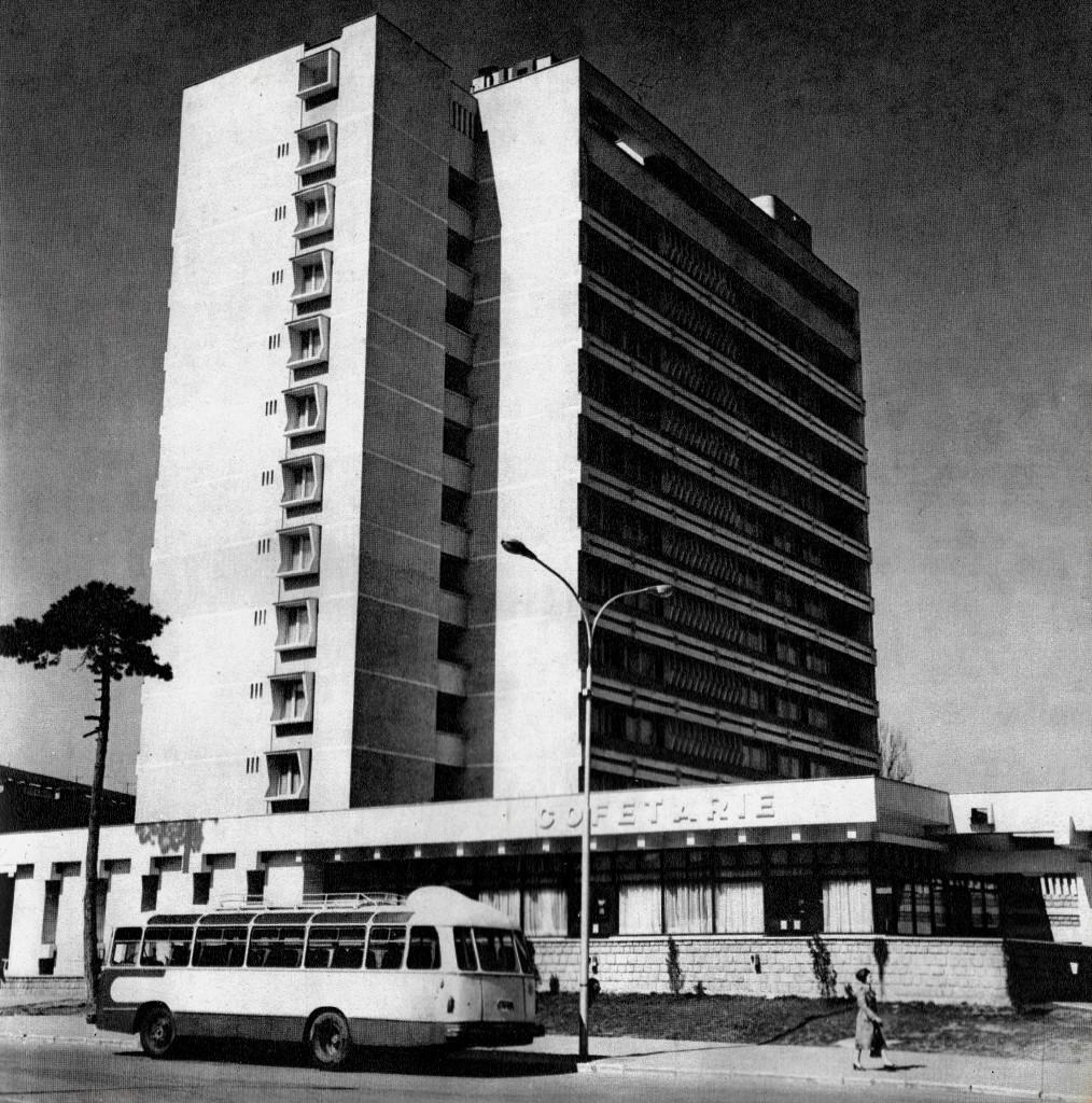 """Hotelul """"Prahova"""""""